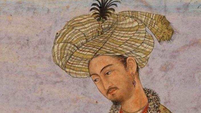Image of Indian King Babur