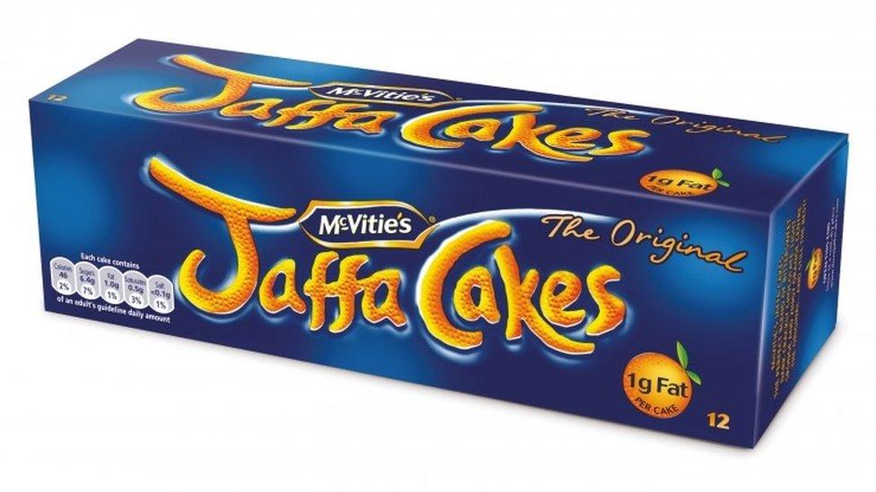 Jaffa quake as McVitie's cuts pack sizes