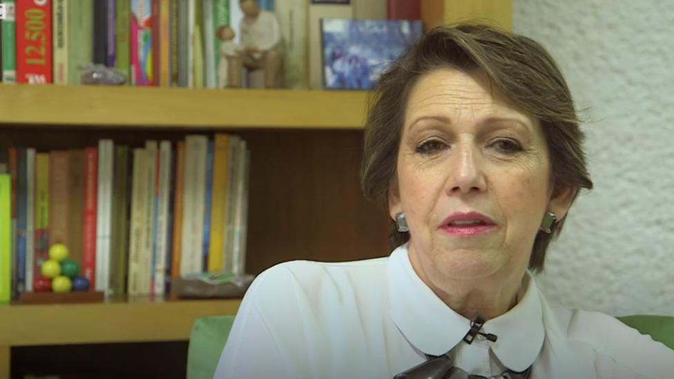 La doctora Julia Borbolla, creadora de Antenas