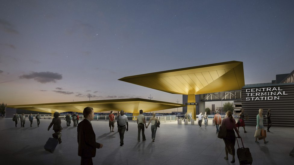 New railway connection to London Luton Airport approved