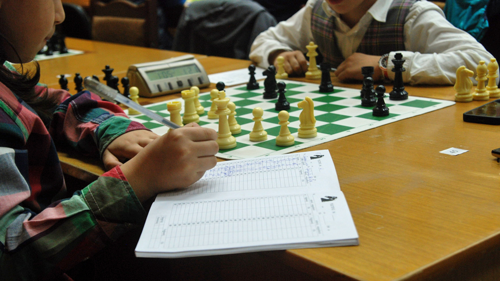 The country breeding a generation of chess whizz kids