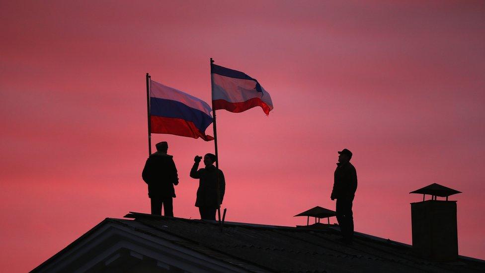 За время аннексии в Крыму пропали 17 человек - Климпуш-Цинцадзе