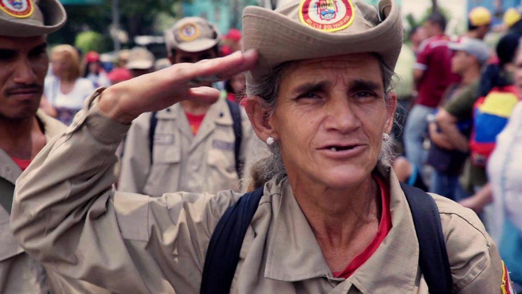 Meet Venezuela's civilian National Militia