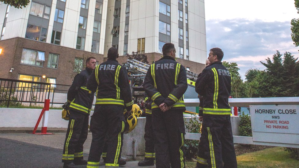 Cladding fire tests failed by 34 blocks in 17 areas
