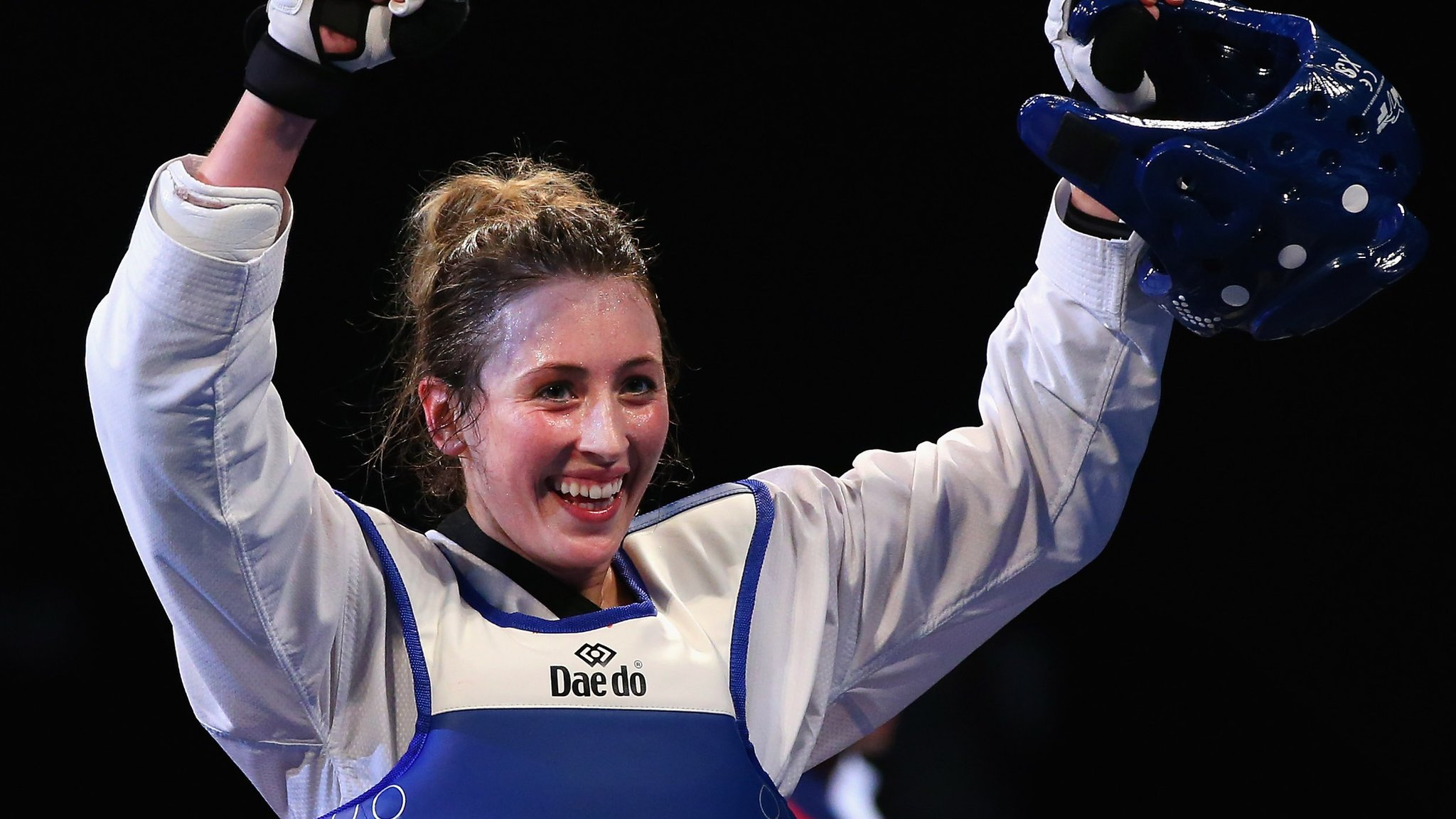 World Taekwondo Grand Prix: GB's Jade Jones wins gold in Manchester