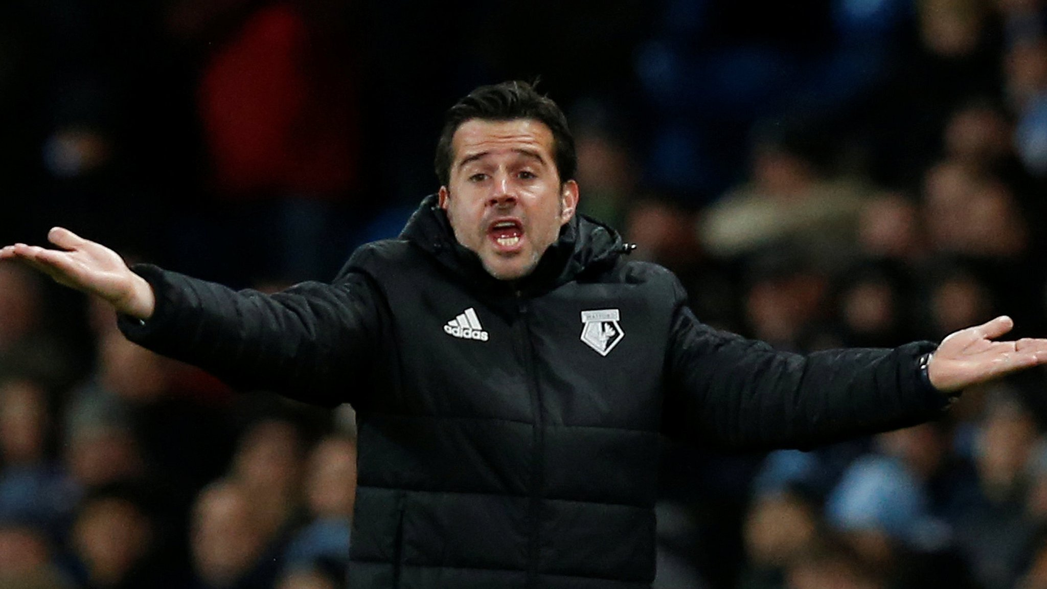 Marco Silva: Watford blame Everton as they sack ma