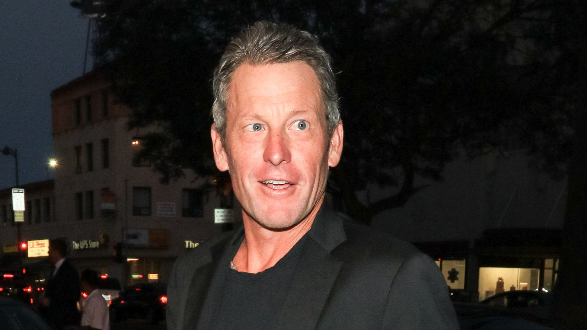 Armstrong says returns from Uber investment 'saved' his family