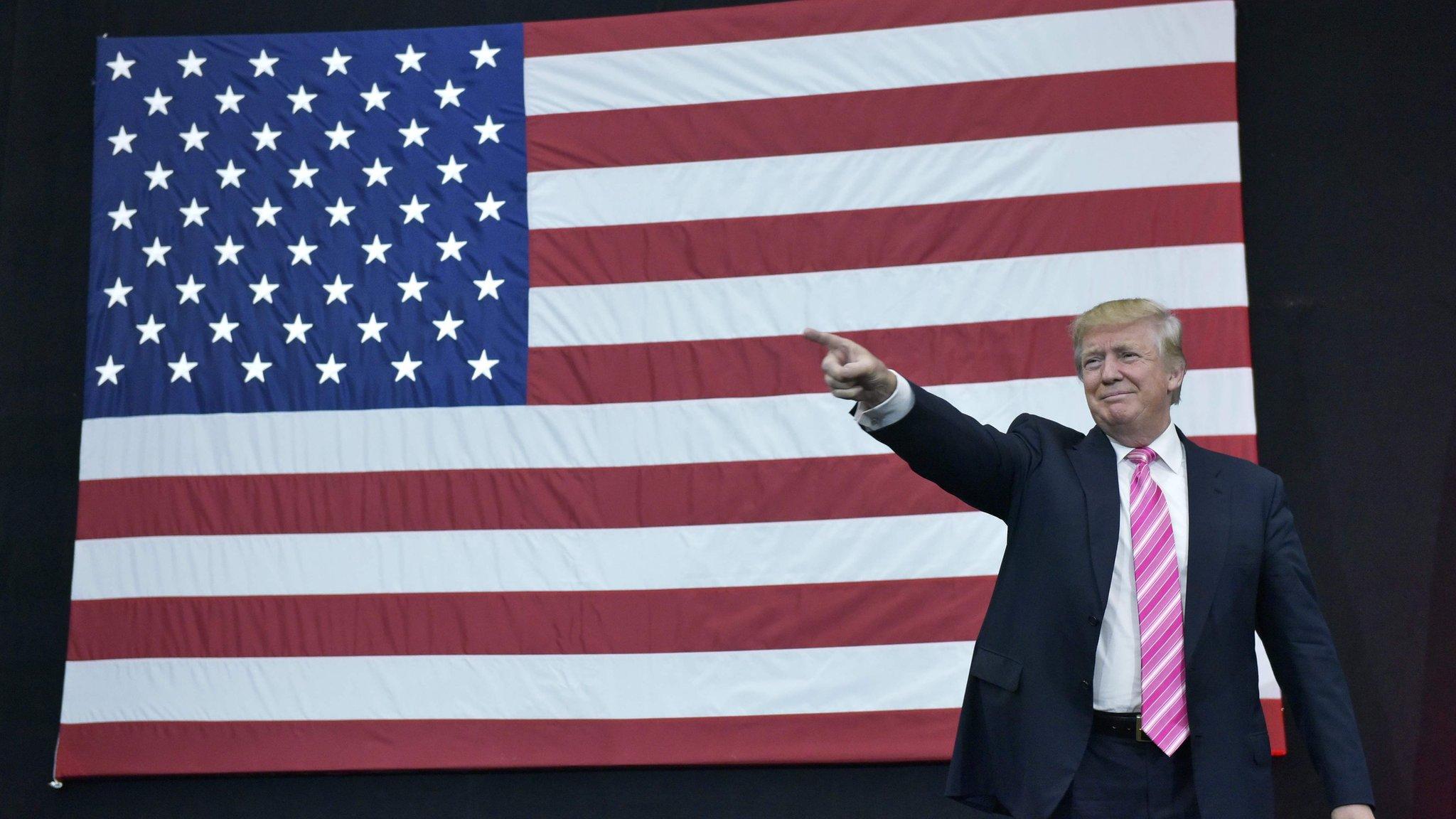Trump assembles America's 'richest cabinet'