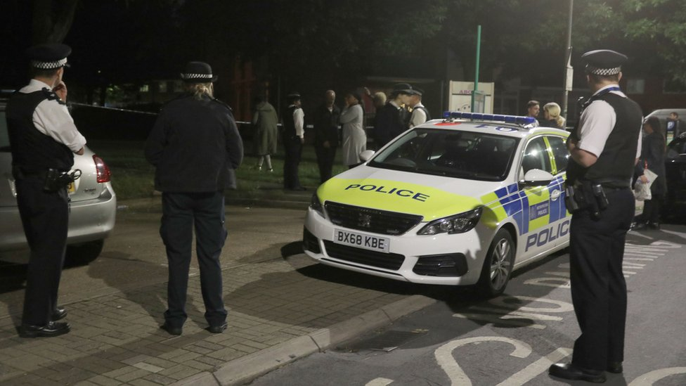 Three London murders in 24 hours of violence