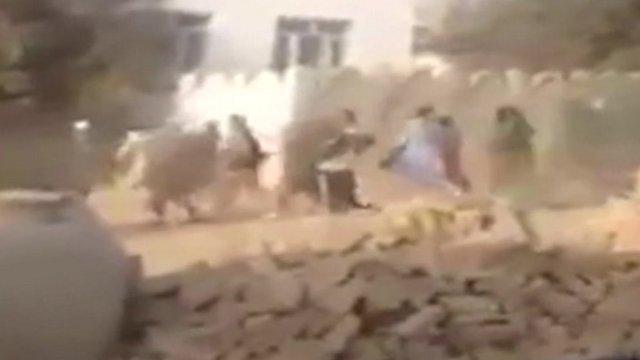 VIDEO: Taliban frees prisoners in Kunduz attack...