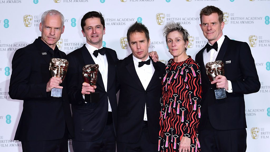 Baftas 2018: The winners
