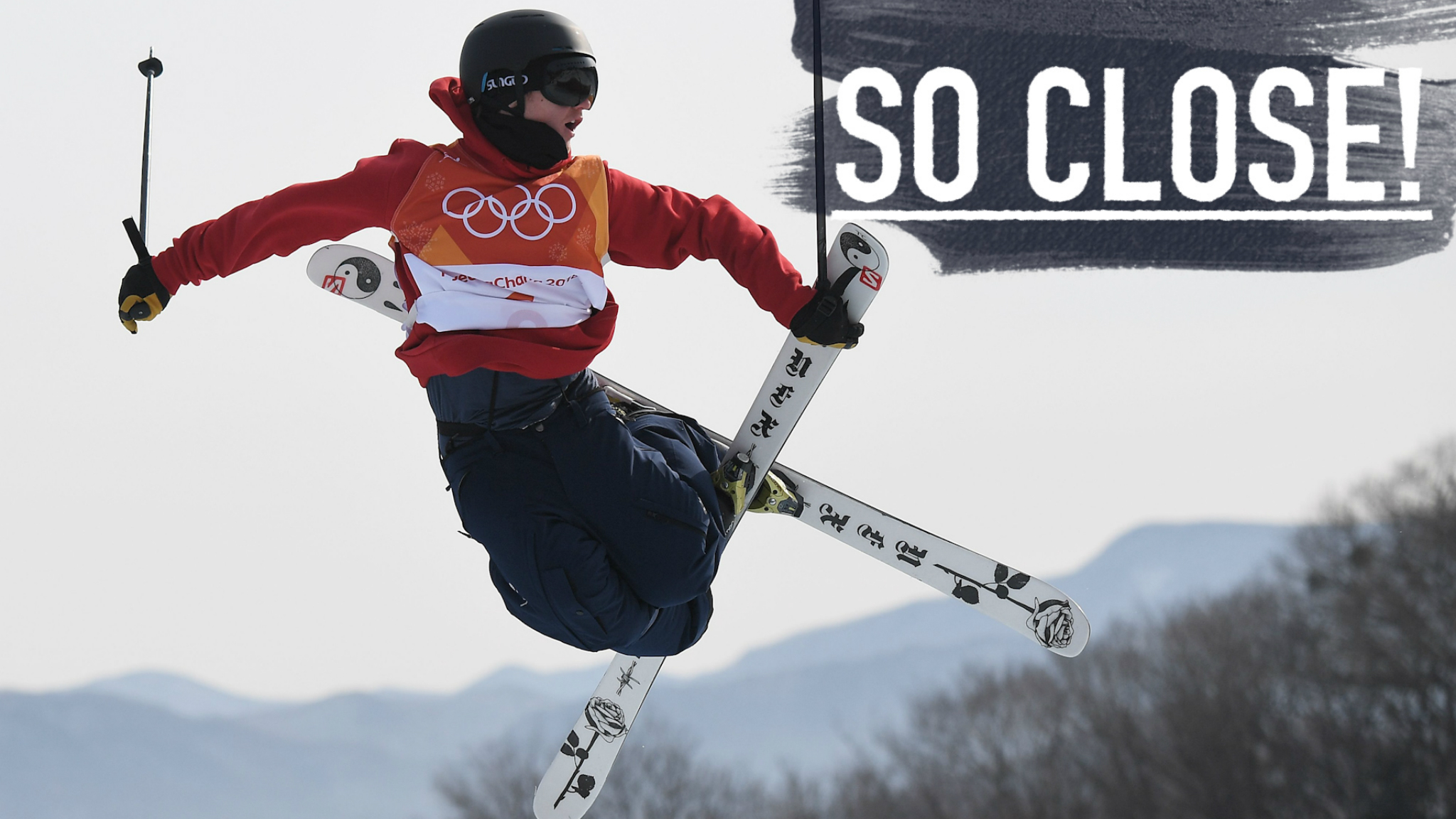 Winter Olympics 2018: James Woods misses out on slopestyle medal as Oysteing Braaten wins gold