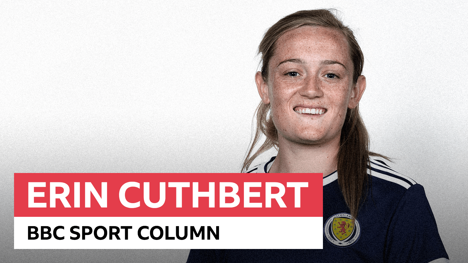 Erin Cuthbert column: Scotland striker on haunted chateaux, Killing Eve teqball