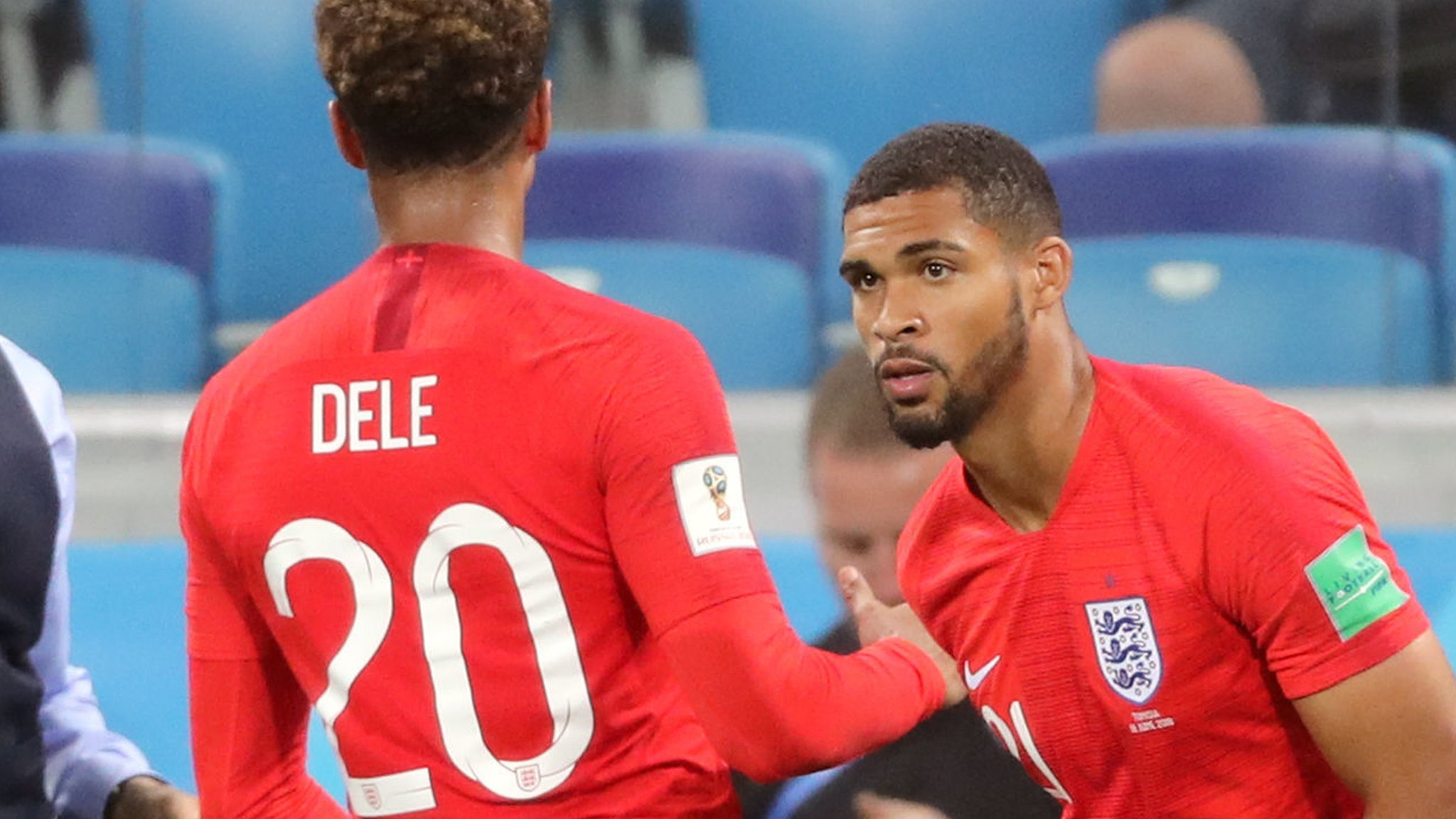 World Cup 2018: Pick your England team to face Belgium
