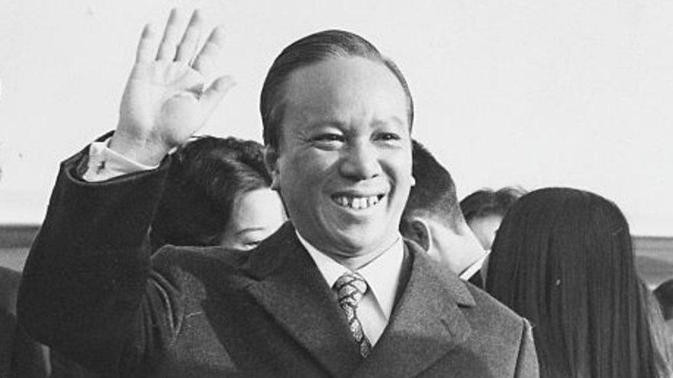Tổng thống Thiệu qua phim tư liệu BBC năm 1973
