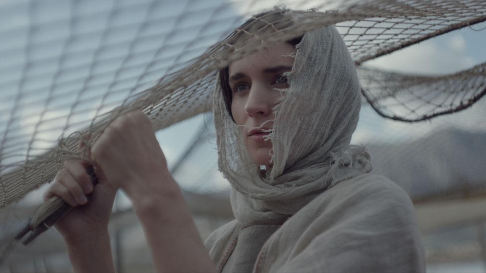 Rooney Mara en la película