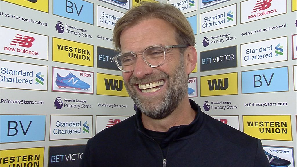 Liverpool 3-0 Southampton Jurgen Klopp praises Reds' mood