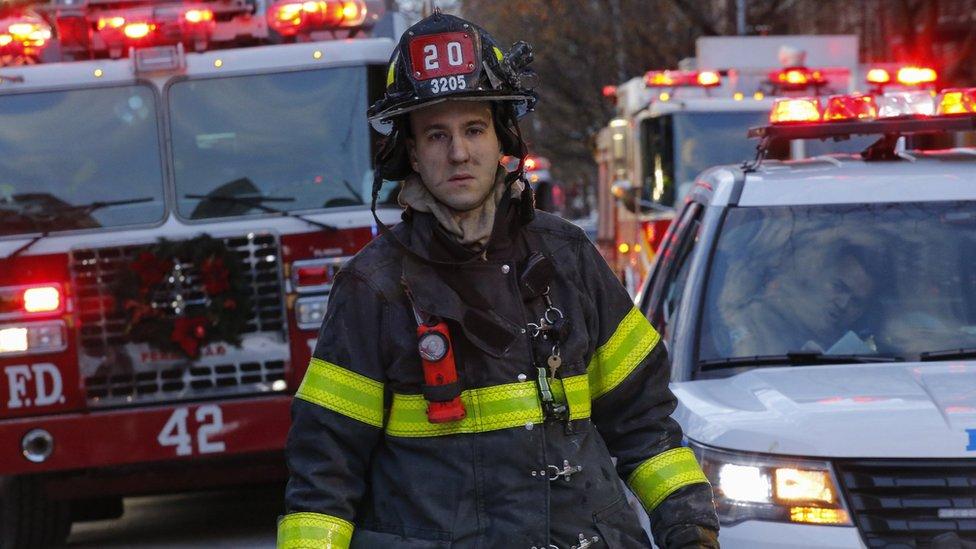 bombero.