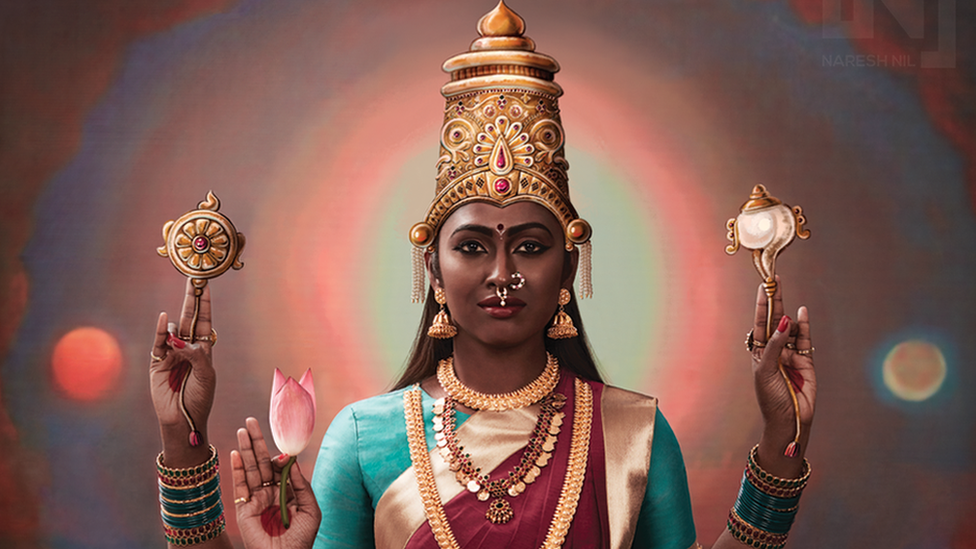 Dark is divine: What colour are Indian gods and goddesses?