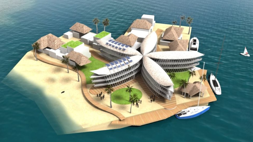 French Polynesia signs first 'floating city' deal