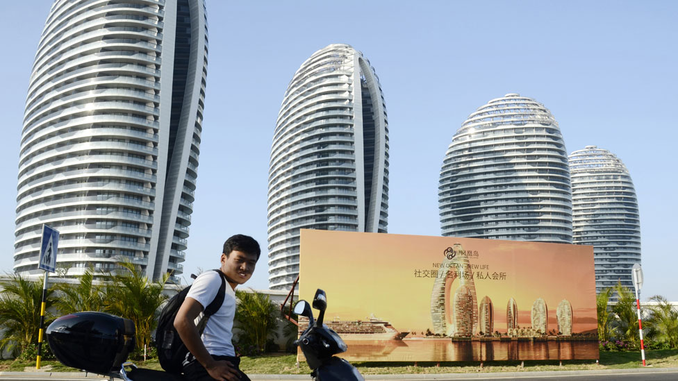 El aceleramiento del sector inmobiliario es uno de los factores detrás del crecimiento de la economía. También es uno de los principales motivos de preocupación.