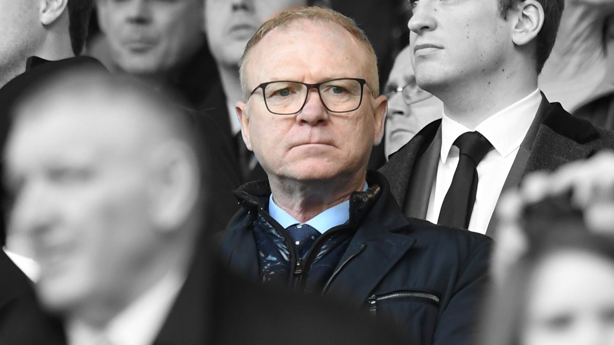 Scotland: Alex McLeish exits as head coach after poor start to Euro 2020 qualifying