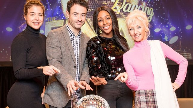 Strictly Come Dancing 2017 champion to be crowned