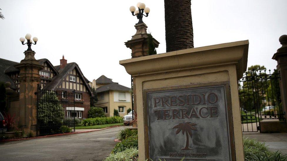 Presidio Terrace