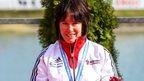 Para-canoe world gold for Chippington