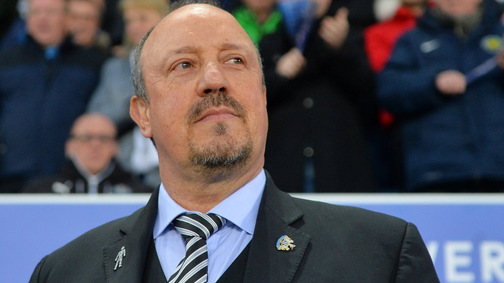 Rafael Benitez: I want to be a manager at 70 and challenge for Champions League again