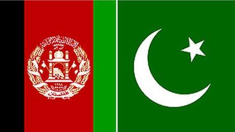 """افغانستان- پاکستان او د """"تورونو لوبه"""""""