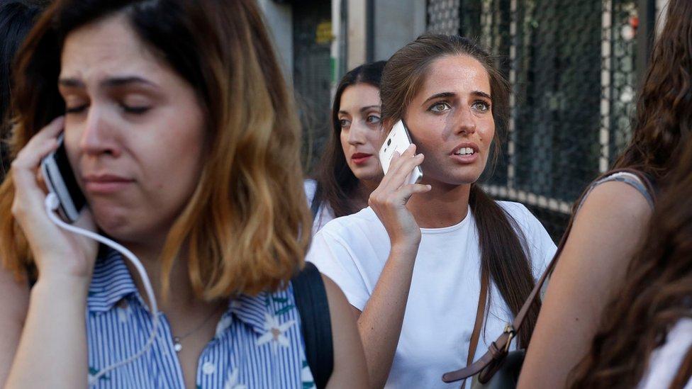 Autores de atentados en España preparaban ataques
