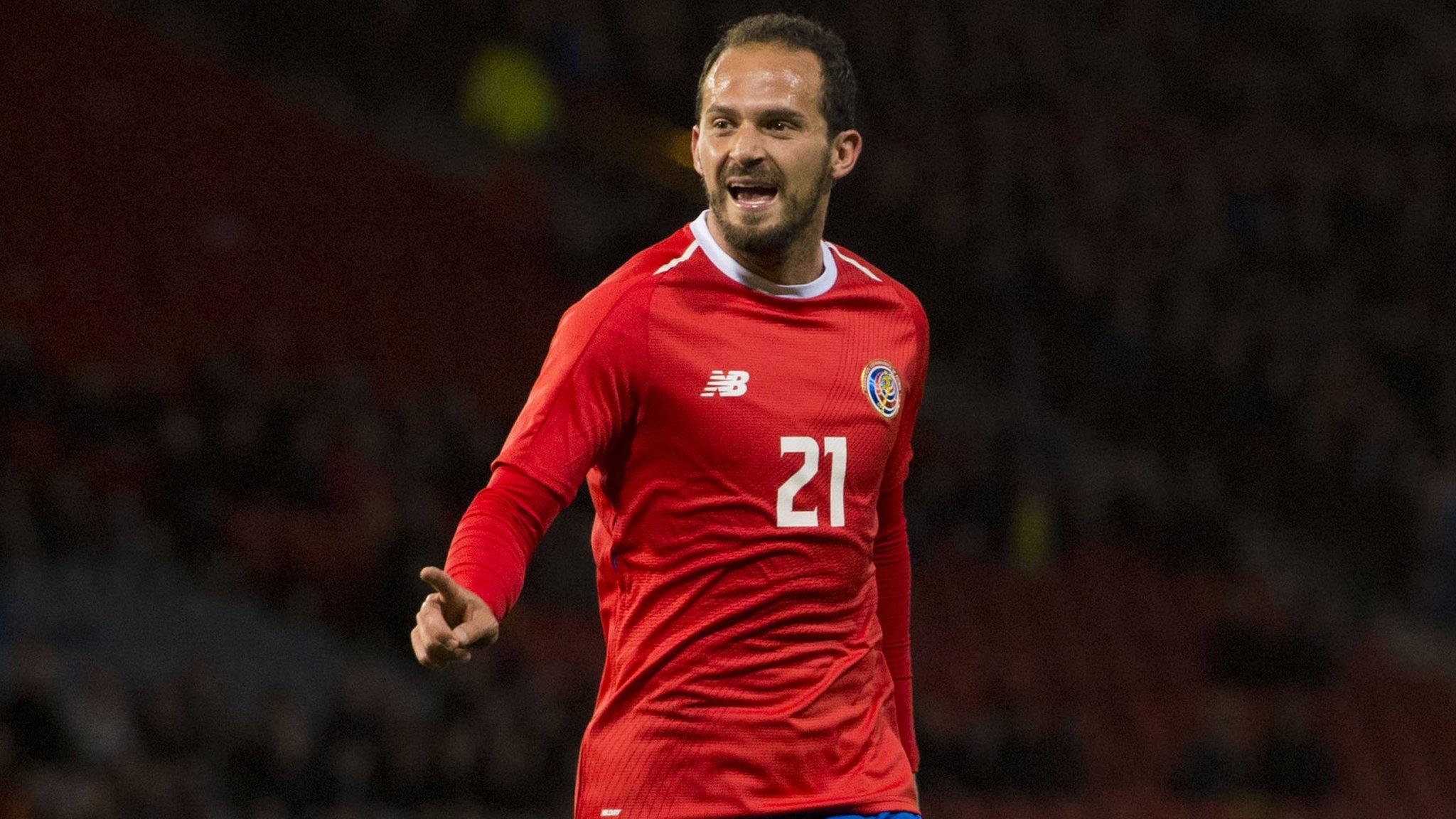 Scotland lose to Costa Rica on McLeish's return