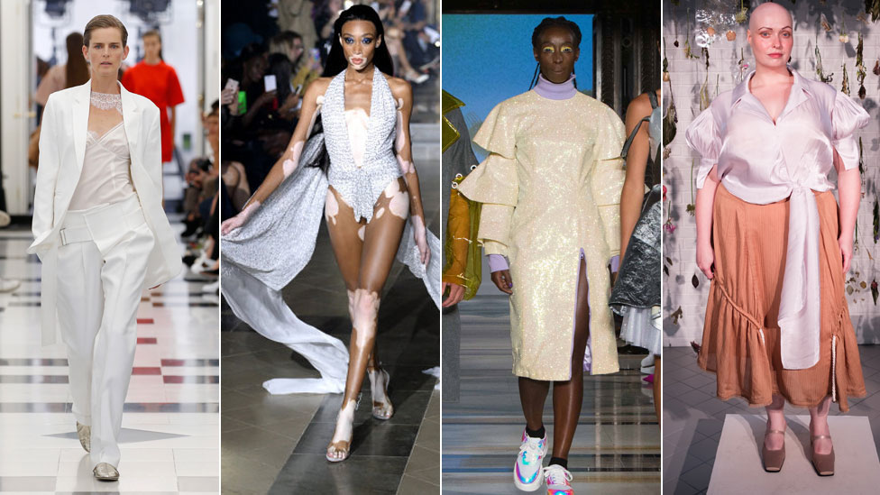 London Fashion Week: Representation is 'still a problem'