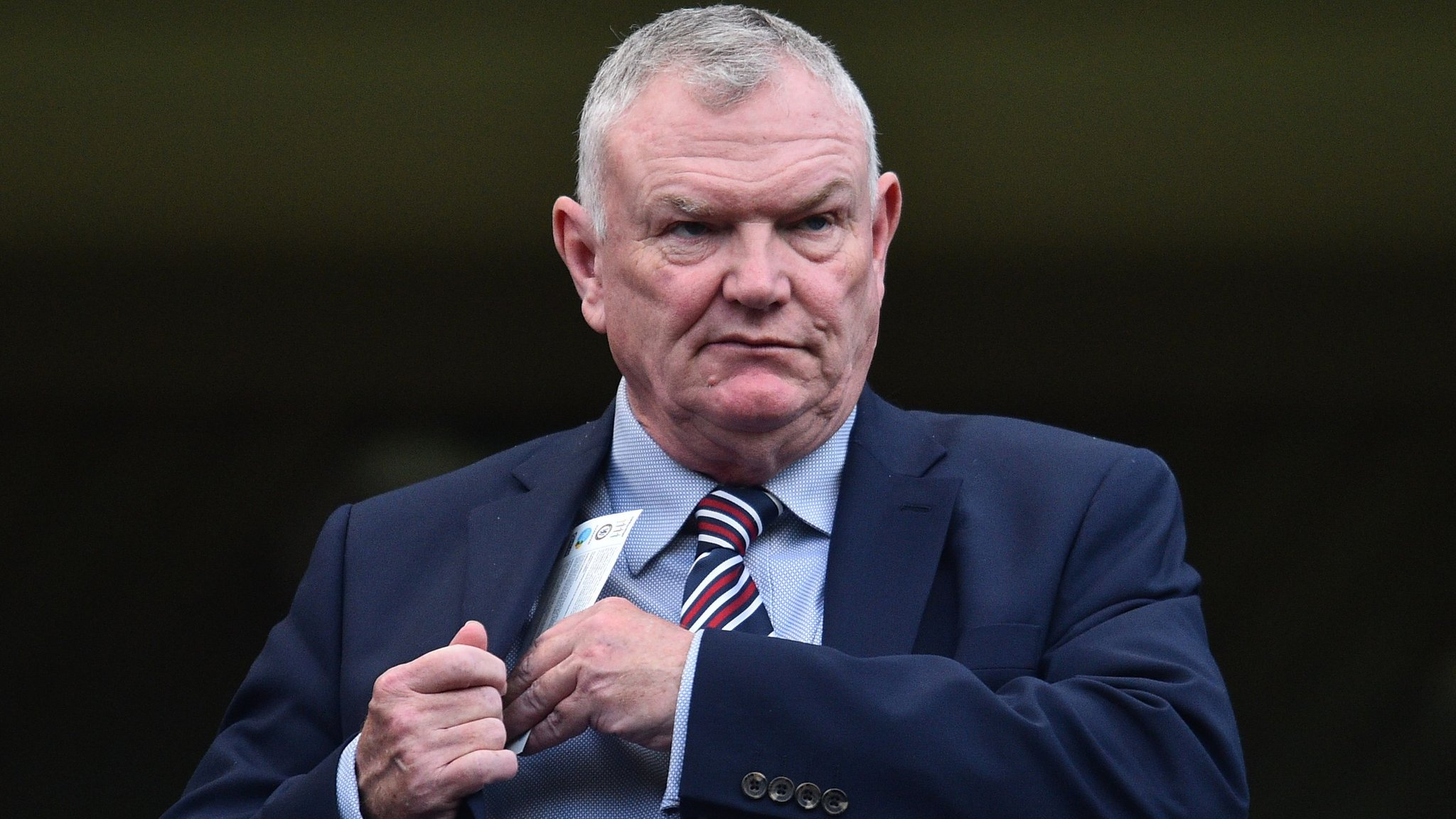 English football wouldn't lose soul over Wembley sale - FA chairman Clarke