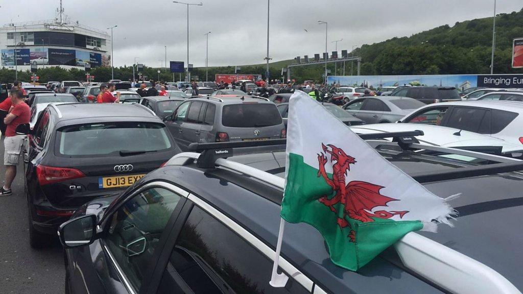 Cerys Matthews: 'Welsh fans heartbroken'