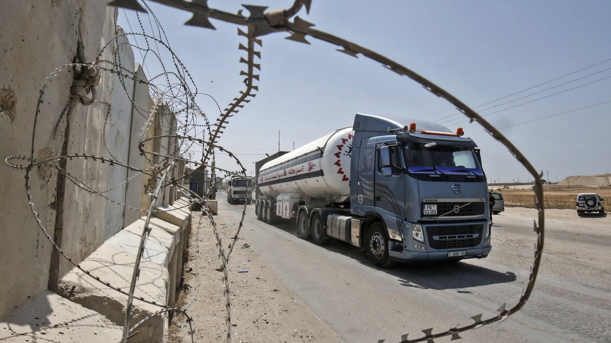 Israel to reopen Gaza cargo crossing if calm holds