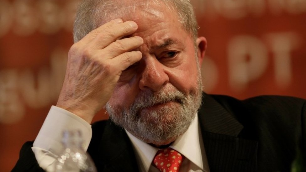 Brazil ex-minister accuses Lula of receiving bribes