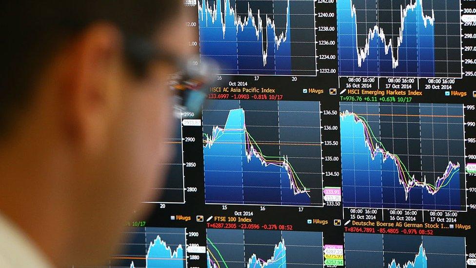 La Bolsa de Nueva York acumula 7 años consecutivos de ganancias.