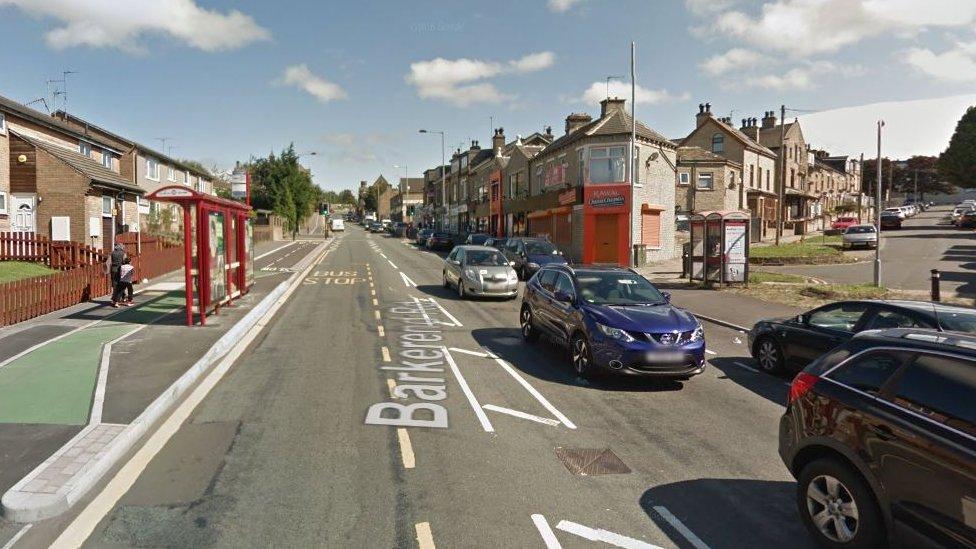 Bradford baby death: Woman arrested on suspicion of murder