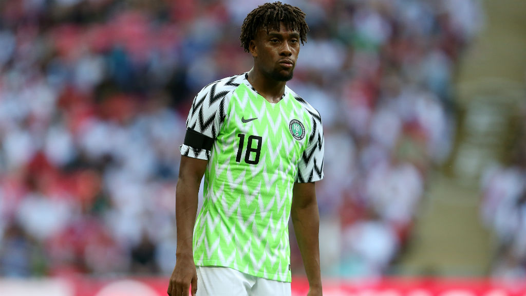 Nigeria v Cameroon live in the Africa Cup of Nations Round