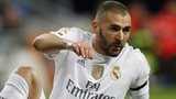 Real Madrid and France forward Karim Benzema