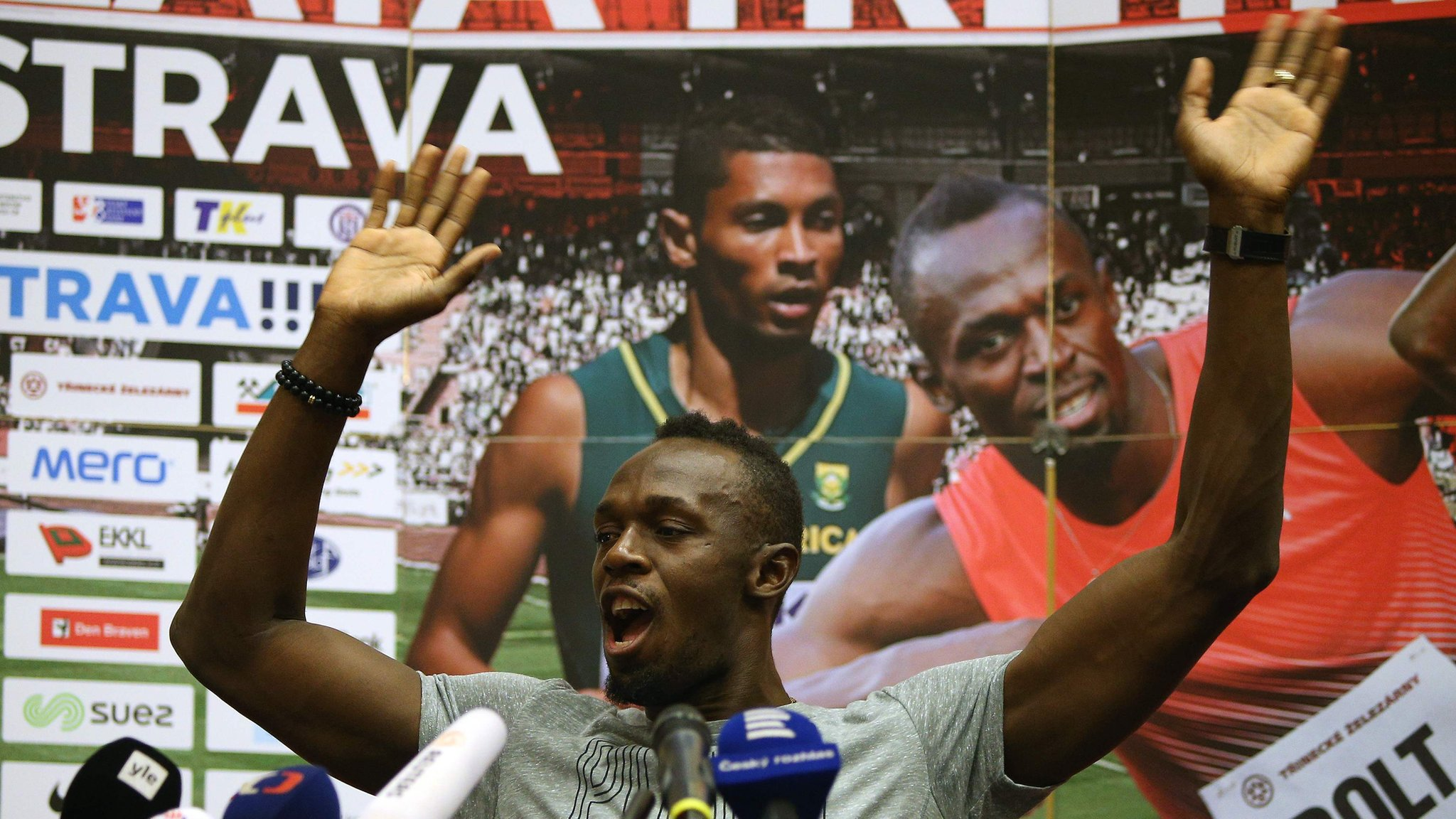 Bolt 'may carry on after World Championships'