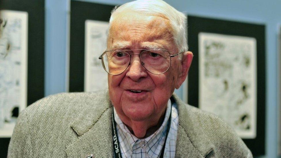 MAD magazine cartoonist Jack Davis dies aged 91