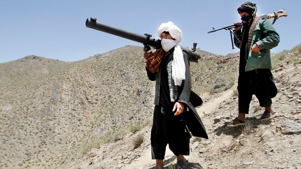 Russia denies it is supplying the Taliban after Nato general claim