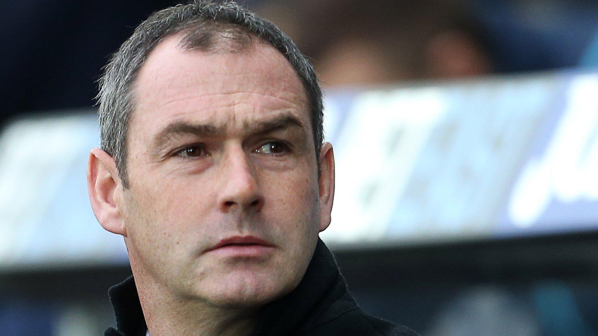Paul Clement: Swansea face 'big task' at Premier League leaders Chelsea