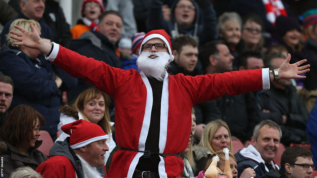Premier League festive fixtures: Which clubs have toughest schedule?