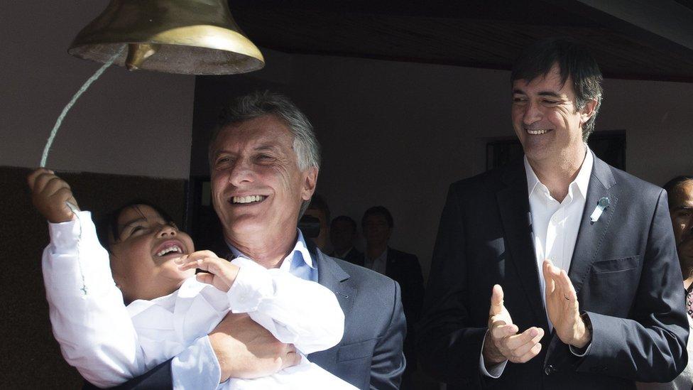 """Macri calificó de """"dolorosos"""" los resultados de la evaluación."""