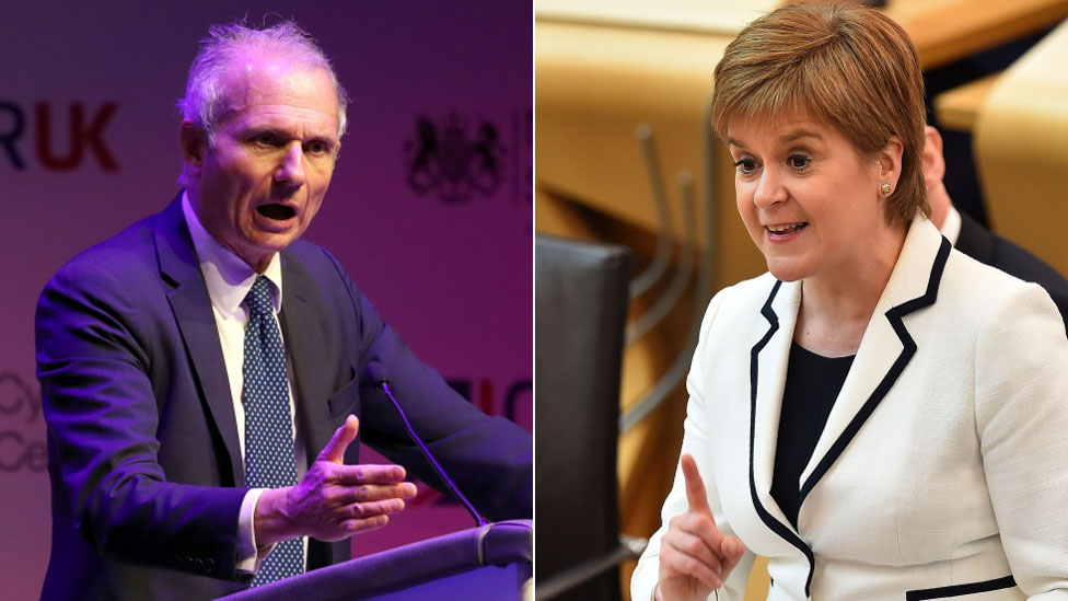 Government 'will not grant indyref2 consent'