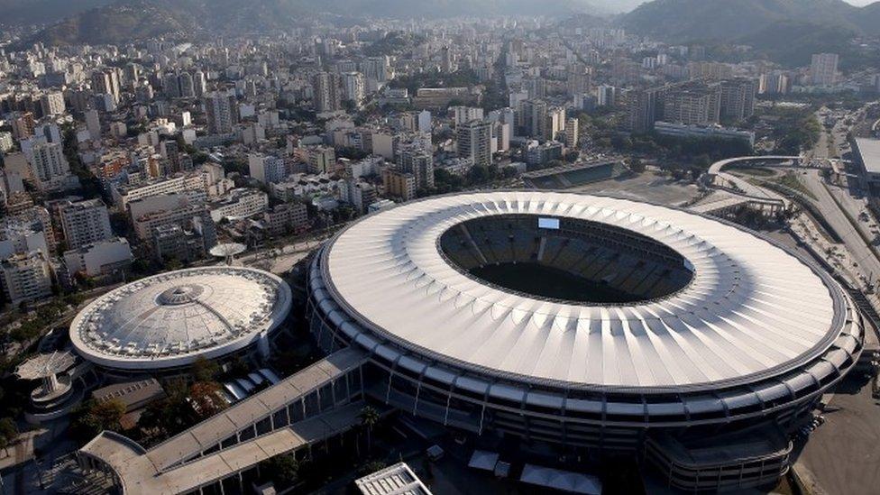 Rio state takes over running of Brazil's iconic Maracanã stadium